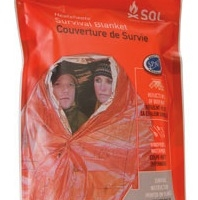 Emergency Survival Blanket for 2