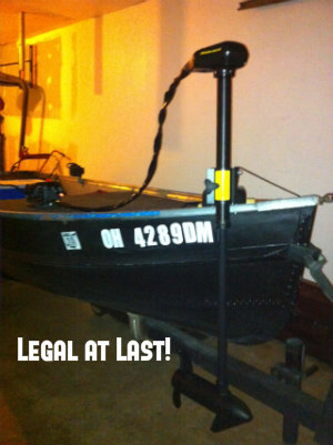 legal boat tags