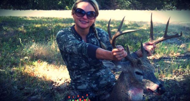 miranda lambert deer hunting