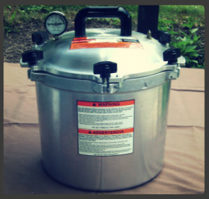 pressure cooker canning