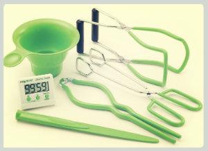presto canning kit
